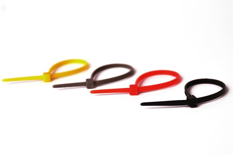 Kabelbinder Plakat